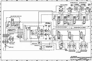 Figure Fo-3 Hydraulic System Schematic Foldout 5 Of 8