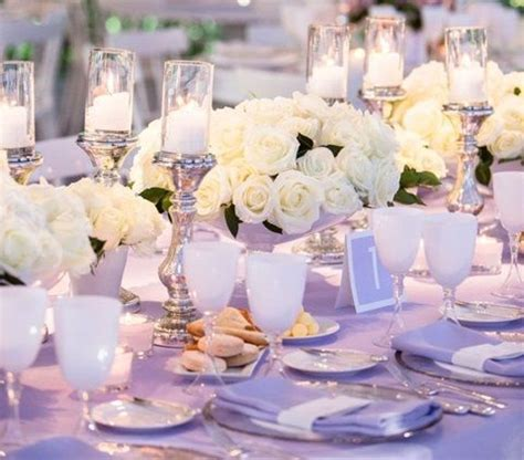 Lilac Decorations Wedding Tables - lavender and lilac wedding inspiration 95 delicate ideas