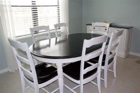 diy kitchen table and chairs diy refinished kitchen table and chairs
