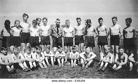Hitler Youth Camp Stock Photos Hitler Youth Camp Stock Images Alamy