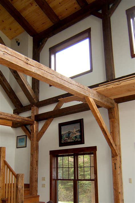 living  grid   restored timber frame  timberhart