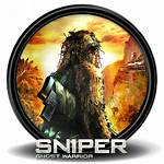 Sniper Ghost Icon Worrior Exhumed Icons Mega