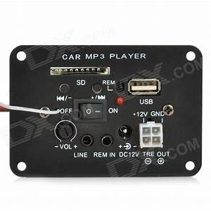 Mp3 Player Auto : auto mp3 player modul mit fernbedienung usb sd fm ~ Kayakingforconservation.com Haus und Dekorationen
