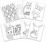 Easter Pages Coloring Collage Crafts Preschoolers Activities sketch template