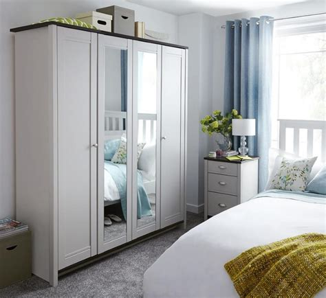 Ready Assembled Wardrobes by Best 15 Of Cheap Bedroom Wardrobes