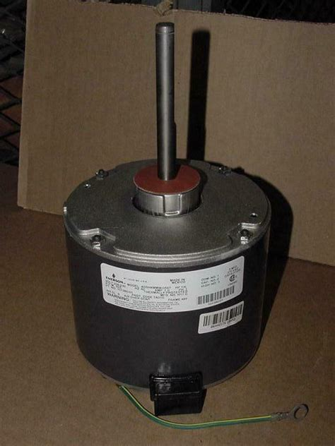 Electric Motor Purchase by Emerson K55hxmmw 0597 32w92 1 6hp Electric Motor 208 230