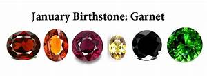 january birthstone Garnet | Kate McCoy