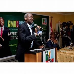 Buhari, Fashola, Amaechi & Ambode At Organised Private ...