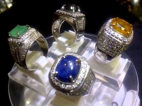 cincin batu permata pria koleksi terbaik
