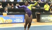 Lsu Gymnastics Hip Hop Floor Routine by Gymnastics Archives Total Pro Sports