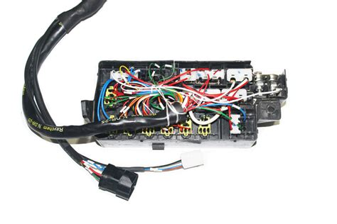 Ford Racing Fuse Box by New Fusebox Mil Spec Harness For The 1g 2g Dsms Coming