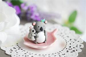 Cute Clay Figurines by Afsaneh Tajvidi