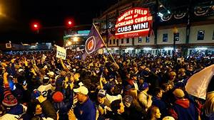 Chicago Cubs Win Game 5, Send World Series Back to ...