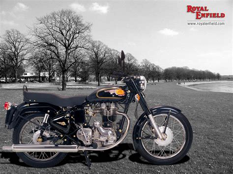 Enfield Bullet 350 Image by Royal Enfield Bullet 350 Cast Iron Royal Enfield Image