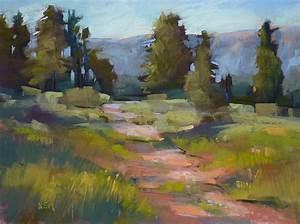 Painting My World: Pastel Mini Demo...Landscape Painting ...
