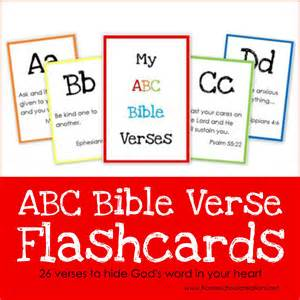 abc bible verse flashcard printables teaching god 39 s word