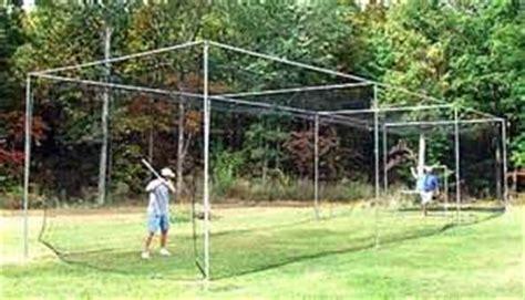 build  batting cage