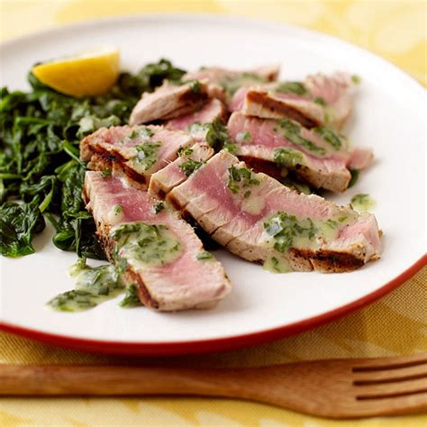 grilled tuna weightwatchers com weight watchers recipe grilled tuna