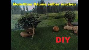 Süßigkeiten Baum Selber Machen : diy realistische modellbau b ume selber bauen modelleisenbahn gel ndebau baum herstellen ~ Orissabook.com Haus und Dekorationen