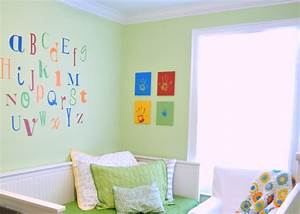 Pretty And Youthful Playroom Color Schemes