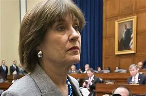 Justice Dept.: No criminal charges for ex-IRS official
