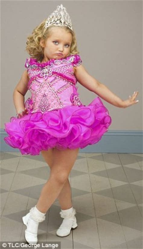Child Beauty Pageants Quotes