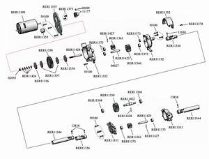 Redcat Gen 8 Parts Diagram