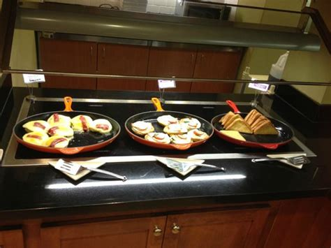 shilo airport christmas buffet 2018 breakfast picture of hyatt place baltimore bwi airport