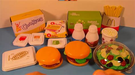 cuisine toys r us toys r us mcdonalds just like home 37 pieces play food set