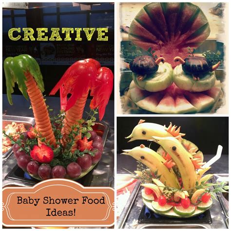 creation cuisine baby shower food ideas imgkid com the image kid