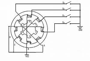 lesson 25 stepper motor With stepper motor winding and wiring diagram