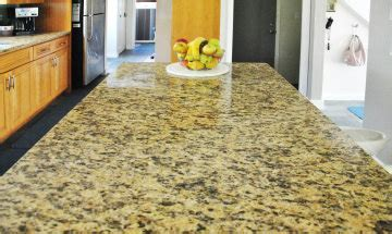 Santa Cecilia Gold Granite Countertops   Natural Stone