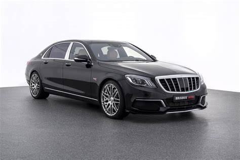 Brabus Maybach 900 Rocket by Official Brabus Rocket 900 Based On Mercedes Maybach S650