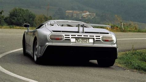 For the fastest acceleration, the fastest series production sports car, the fastest sports car. 1992 Bugatti EB110 Super Sport   Motor1.com Photos