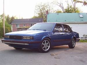 Famous 1989 Chevy Celebrity Eurosport
