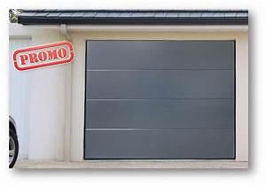 promotion sur les portes de garage sectionnelles With porte de garage fame