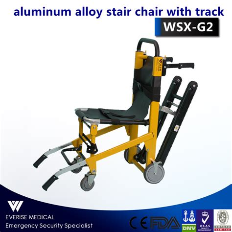 aluminum alloy stair chair aid device