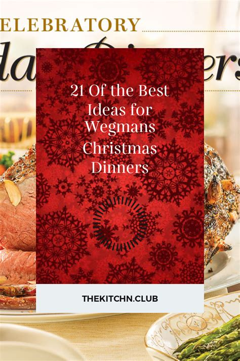 I can tell, we found this place, and it's amazing. 21 Of the Best Ideas for Wegmans Christmas Dinners - Best ...