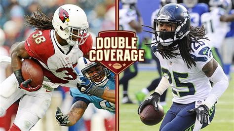 double coverage cardinals  seahawks seattle seahawks