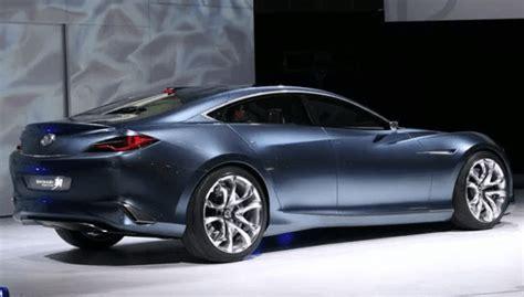 2019 Mazda 6 Redesign  New Cars Model
