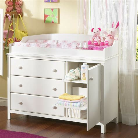 Dresser Change Table - baby changing table furniture station dresser