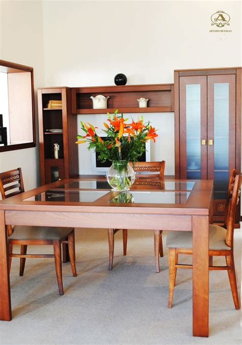comedor mesa aero cuadrada  vidrio  tu espacio