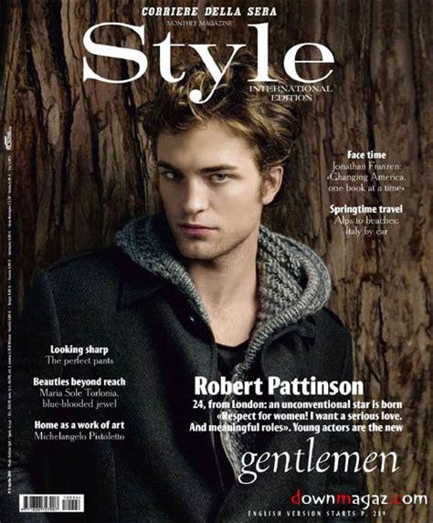 Style Magazine International  April 2011 » Download Pdf