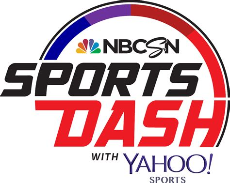 Sports Show Logo by Sportsdash With Yahoo Sports Shows Nbc Sports Pressbox