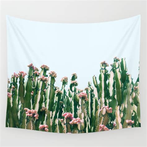 cactus wall tapestries society