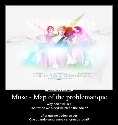 muse map   problematique desmotivaciones