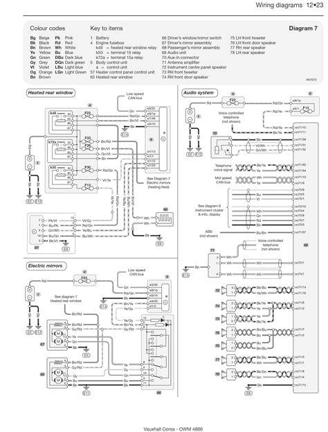 corsa exhaust wiring diagram 28 wiring diagram images