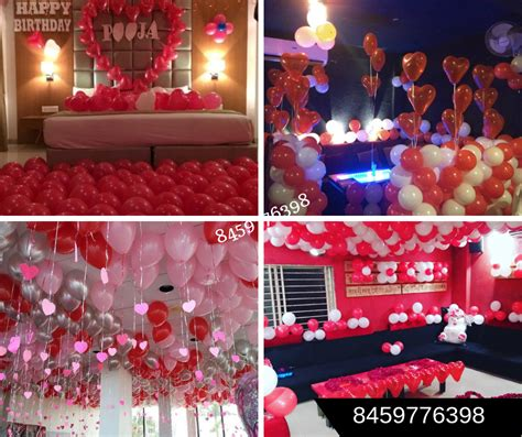 decorate room  hubby birthday decoration  home