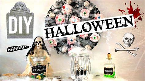 diy deco halloween francais decoration facile  pas