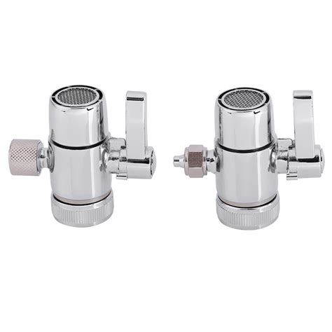Faucet Adapter For Water Filter by Faucet Adapter Diverter Valve Counter Top Water Filter 1 4
